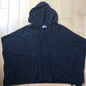 Old Navy Hooded Poncho